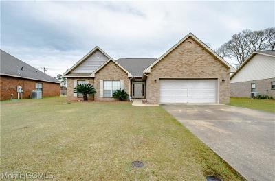 Wilmer Single Family Home For Sale: 8427 Willow Trace Loop W