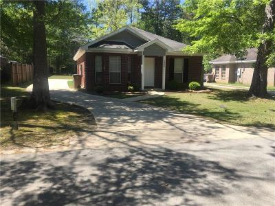 Mobile County Single Family Home For Sale: 3406 Seawell Street