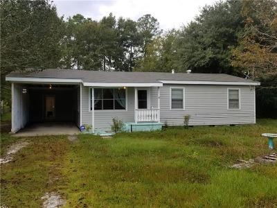 Theodore Single Family Home For Sale: 7150 San Marino Drive