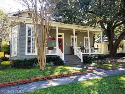 Mobile Single Family Home For Sale: 56 Semmes Avenue