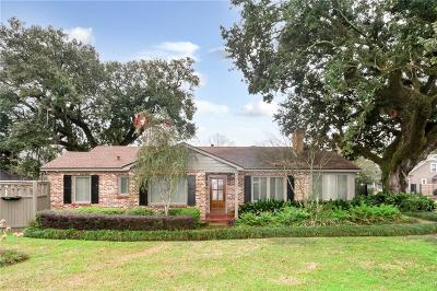 Mobile County Single Family Home For Sale: 110 Batre Lane