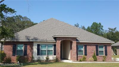 Semmes Single Family Home For Sale: 8272 Marigold Loop N
