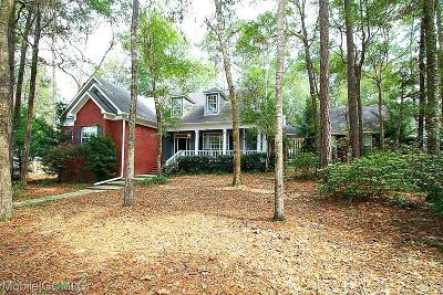 Baldwin County Single Family Home For Sale: 35560 Coach Run