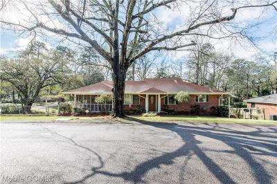 Chickasaw Single Family Home For Sale: 301 Myrtlewood Avenue