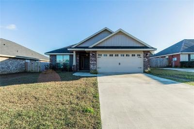 Theodore Single Family Home For Sale: 9061 Dawes Oak Drive