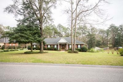 Semmes Single Family Home For Sale: 4440 Cavalier Drive