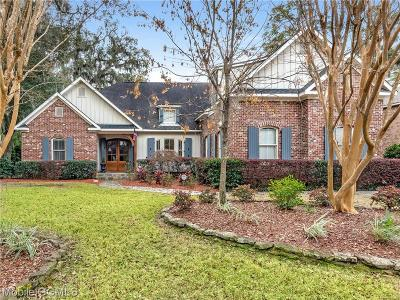 Baldwin County Single Family Home For Sale: 6440 Harbor Place Drive