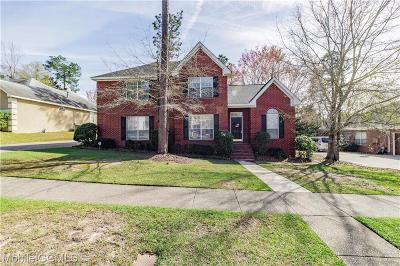 Single Family Home For Sale: 7211 Ashmoor Drive N