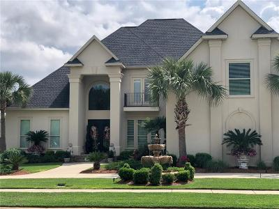 Mobile County Single Family Home For Sale: 1593 Rockstone Lane