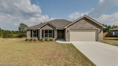 Jefferson County, Shelby County, Madison County, Baldwin County Single Family Home For Sale: 38120 Skidder Way #43