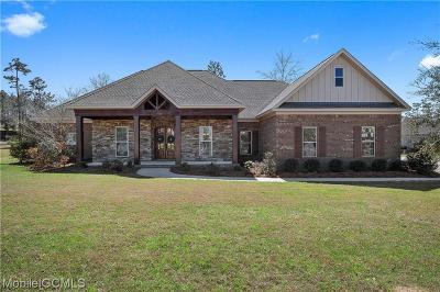 Baldwin County Single Family Home For Sale: 12464 Gracie Lane