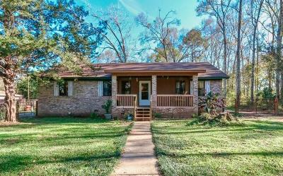 Theodore Single Family Home For Sale: 6681 Old Pascagoula Road