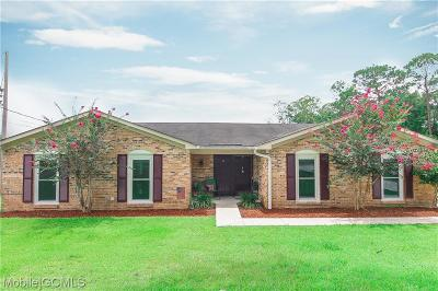Single Family Home For Sale: 3380 Lakewind Drive