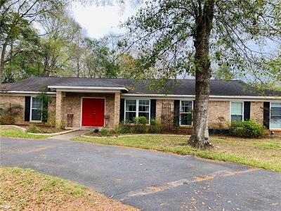 Single Family Home For Sale: 2863 Lynndell Drive