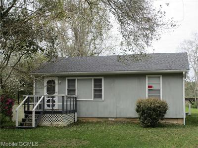 Theodore Single Family Home For Sale: 6460 Belwood Drive E