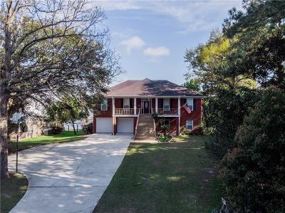 Theodore Single Family Home For Sale: 3151 Cumberland Road