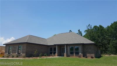 Semmes Single Family Home For Sale: 2446 Clairmont Drive W