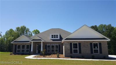 Semmes Single Family Home For Sale: 2320 Driftwood Loop S