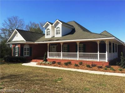Baldwin County Single Family Home For Sale: 24783 Rawls Road