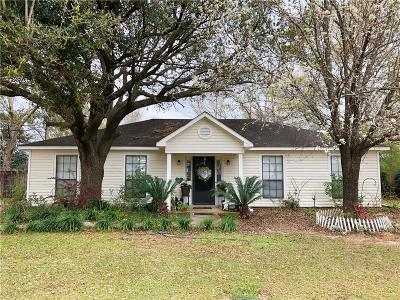 Semmes Single Family Home For Sale: 9680 Jeremy Drive