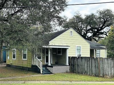 Mobile Single Family Home For Sale: 102 Grand Boulevard