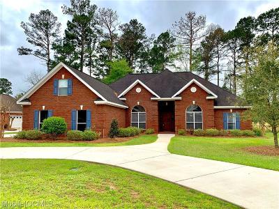 Baldwin County Single Family Home For Sale: 9282 Sehoy Boulevard