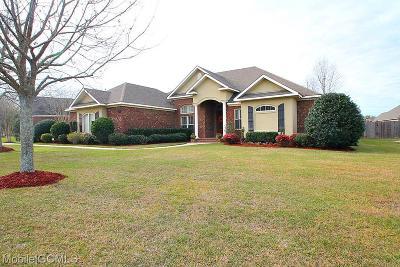 Baldwin County Single Family Home For Sale: 9815 Bella Drive