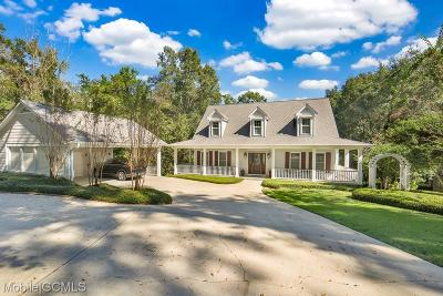 Baldwin County Single Family Home For Sale: 22440 Sea Cliff Drive