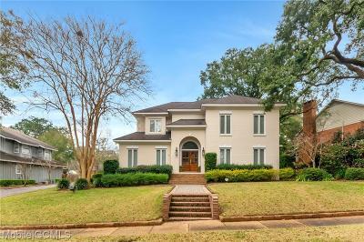 Mobile Single Family Home For Sale: 2124 Marchfield Drive E