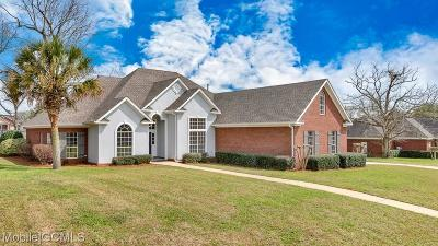 Mobile County Single Family Home For Sale: 8564 Tunbridge Wells Drive S