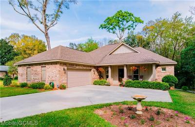 Baldwin County Single Family Home For Sale: 508 Lillian Circle