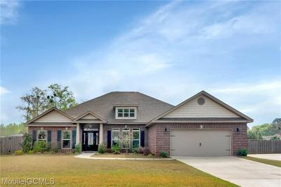 Single Family Home For Sale: 3451 Alesmith Drive
