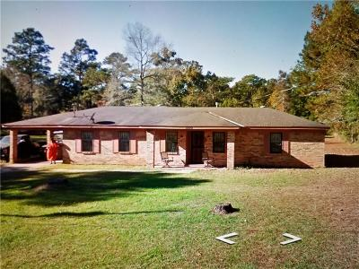 Mobile Single Family Home For Sale: 2220 Weaver Road