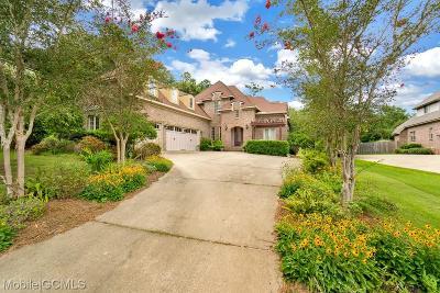 Baldwin County Single Family Home For Sale: 7183 Rushing Water Court