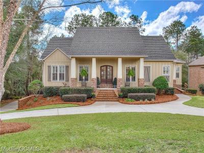 Baldwin County Single Family Home For Sale: 8299 Pine Run