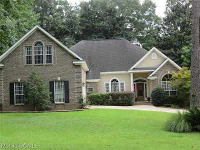 Baldwin County Single Family Home For Sale: 606 Lea Avenue