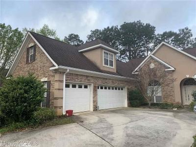 Baldwin County Single Family Home For Sale: 427 Clubhouse Drive