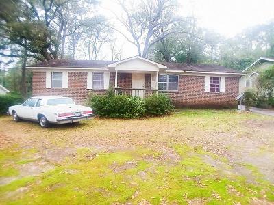 Mobile County Single Family Home For Sale: 1201 Stevens Lane