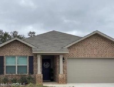 Semmes Single Family Home For Sale: 1251 Fairlawn Drive