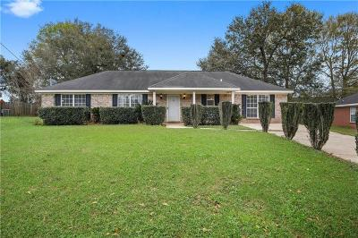 Theodore Single Family Home For Sale: 6624 Woodside Court W