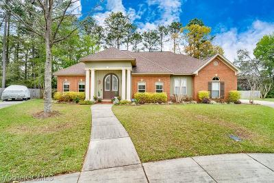 Baldwin County Single Family Home For Sale: 27563 Tecumseh Court