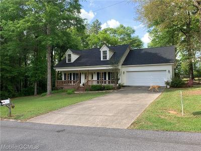 Semmes Single Family Home For Sale: 8260 Shenandoah Trace