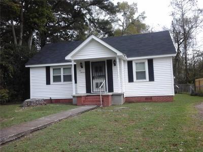 Mobile County Single Family Home For Sale: 613 Morgan Avenue