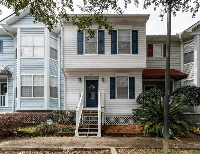 Mobile County Condo/Townhouse For Sale: 270 Hillcrest Road #504