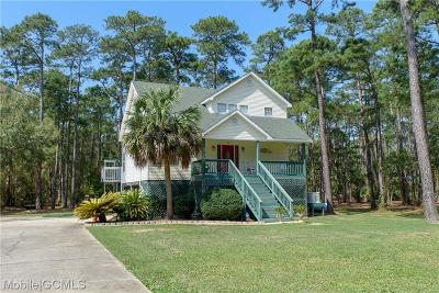 Mobile County Single Family Home For Sale: 123 Dewberry Street