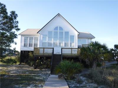 Dauphin Island Single Family Home For Sale: 535 Barcelona Drive