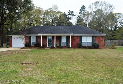 Wilmer Single Family Home For Sale: 10561 Taylor Woods Loop