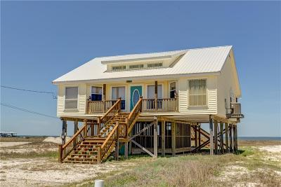 Mobile County Single Family Home For Sale: 2322 Island Shores Drive
