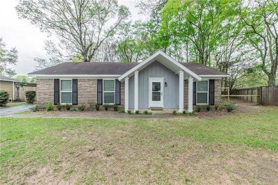 Semmes Single Family Home For Sale: 10171 British Court