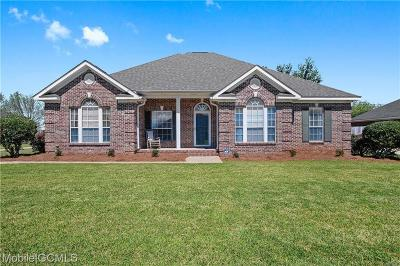 Mobile County Single Family Home For Sale: 9524 Tunbridge Court